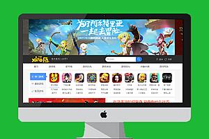 帝国CMS7.5 精品模板《小皮游戏》最新完美运营版 全面升级为响应式会员中心+手机端+游戏攻略+游戏视频+开服测试+采集【功能强大】
