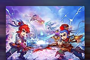 【梦幻西游服务端】2020.04最新修复版西游客户端游戏源码