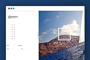 【织梦作品展示企业模板】HTML5创意设计作品展示公司DEDECMS响应式公司网站源码自适应手机