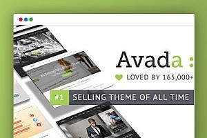 【Avada汉化中文版V6.2.3】多功能WordPress企业主题去授权无限制WP主题模板