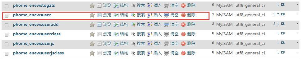 帝国cms7.5 忘记登录密码以及多次登录失败被锁定终极解决办法-(更新) 帝国CMS教程 第1张