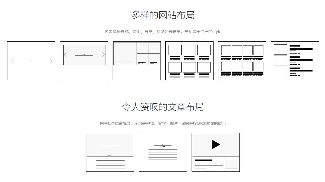 【Cosy3.0】超强自定义DIY布局实力派WP主题漂亮得不像话[WordPress主题]-酷网站源码